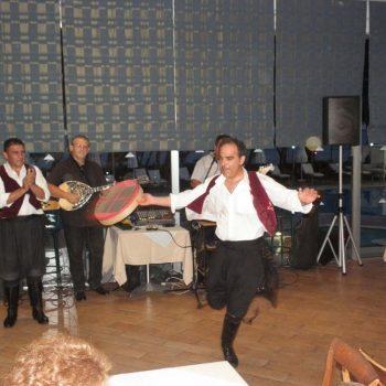 Soirée danse chypriote à l'hôtel Park Beach