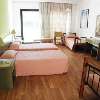 Photo d'une chambre de l'hôtel Park Beach à Chypre