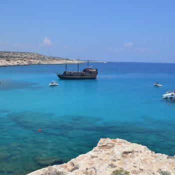 Vue sur la mer - Chypre