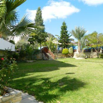 ESSC campus Moniatis garden Limassol